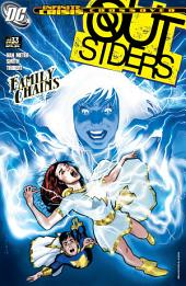 Outsiders (2003-) #33