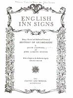 English Inn Signs PDF