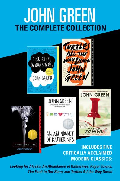 Download John Green  The Complete Collection Book