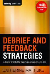 Debrief and Feedback Strategies