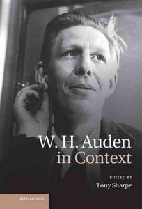 W  H  Auden in Context PDF