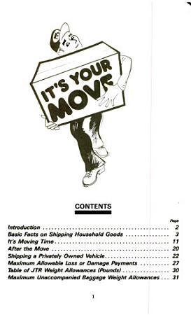 It s Your Move PDF