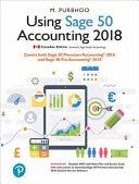 Using Sage 50 Accounting 2018