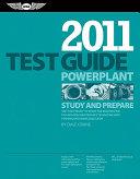 Powerplant Test Guide 2011