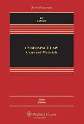 Cyberspace Law: Cases and Materials, Edition 3