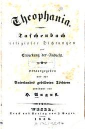 Theophania: Taschenbuch relig. Dichtungen zur Erweckung d. Andacht