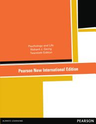 Psychology and Life  Pearson New International Edition PDF
