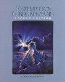 Contemporary Public Speaking