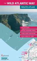 The Wild Atlantic Way Route Atlas: Ireland's Journey West