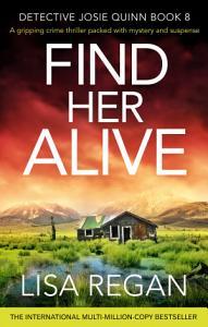Find Her Alive Book