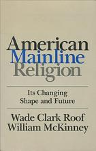 American Mainline Religion PDF
