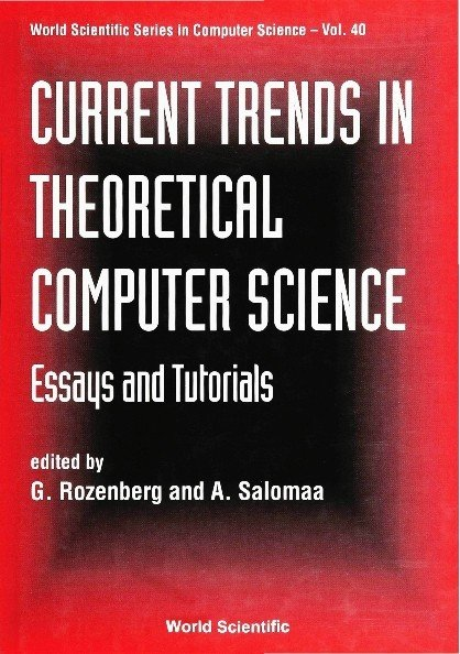 Download Current Trends in Theoretical Computer Science Book