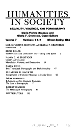 Humanities In Society Book PDF