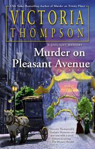 Murder on Pleasant Avenue Book