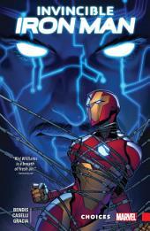Invincible Iron Man: Ironheart Vol. 2 - Choices