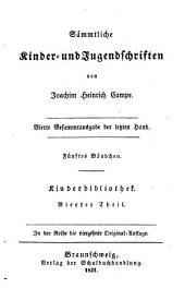 Sammtliche Kinder- Und Jugend Schriften: Band 12