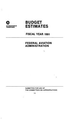 Department of Transportation and Related Agencies Appropriations for 1991