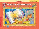 Music for Little Mozarts Music Workbook  Bk 1