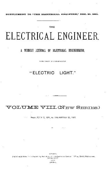 Download The Electrical Engineer Book
