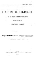 The Electrical Engineer PDF