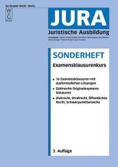 Examensklausurenkurs: Ausgabe 3