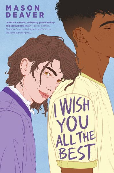 Download I Wish You All the Best Book