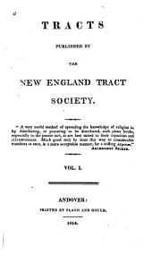 Publications of the American Tract Society: Volume 1