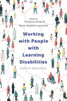 Working with People with Learning Disabilities PDF