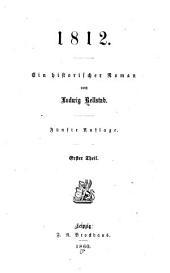 1812, ein historischer Roman