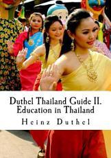 Duthel Thailand Guide II  PDF