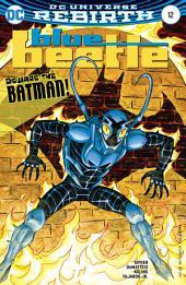 Blue Beetle (2016-) #12