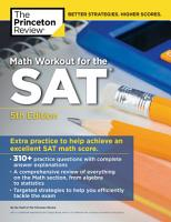 Math Workout for the SAT  5th Edition PDF