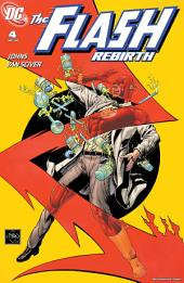 The Flash: Rebirth (2009-) #4