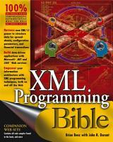 XML Programming Bible PDF
