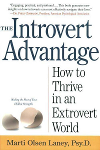 The Introvert Advantage Book