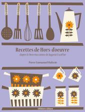 Recettes de Hors-d&'œuvre