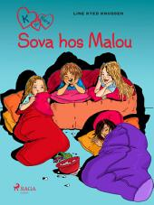 K för Klara 4 - Sova hos Malou: Volym 4