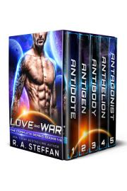 Love And War  The Complete Series  Books 1 5