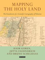 Mapping the Holy Land PDF