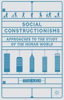 Social Constructionisms PDF