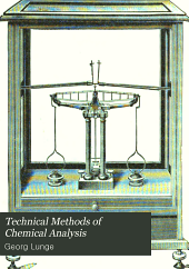 Technical Methods of Chemical Analysis: Volume 2, Part 1