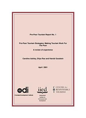 Pro poor Tourism Strategies PDF