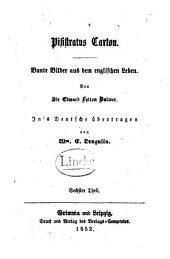 Pisistratus Caxton: Bunte Bilder aus dem englischen Leben, Band 6