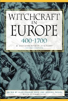 Witchcraft in Europe  400 1700 PDF