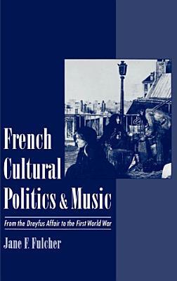 French Cultural Politics   Music
