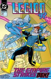 L.E.G.I.O.N. (1989-) #37