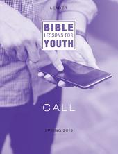 Bible Lessons for Youth Spring 2019 Leader