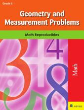 Geometry and Measurement Problems: Math Reproducibles
