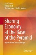 Sharing Economy at the Base of the Pyramid