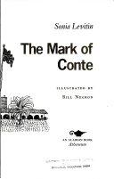 The Mark of Conte